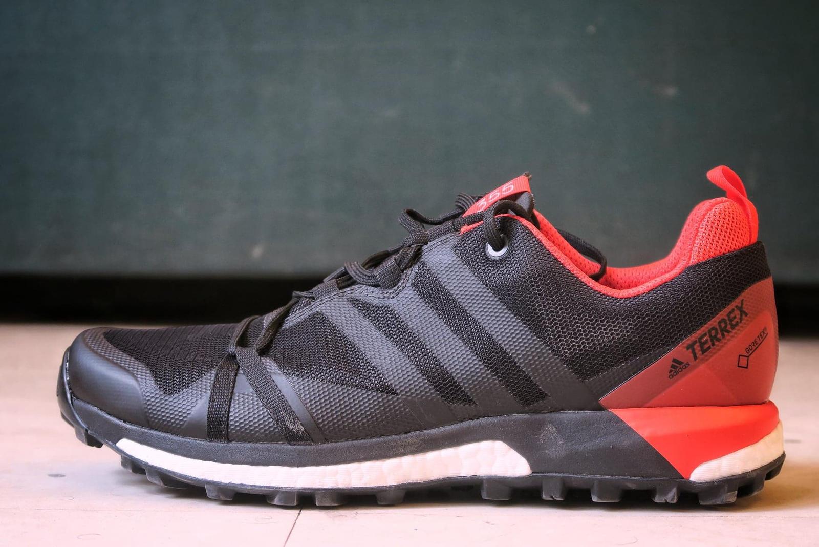 Test Adidas Terrex Agravic Gtx