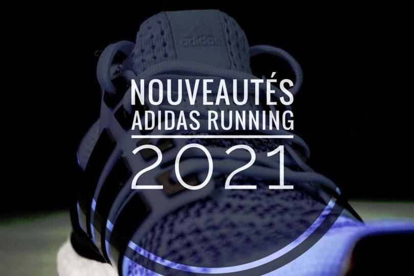 Les nouveautés Adidas Running en 2021