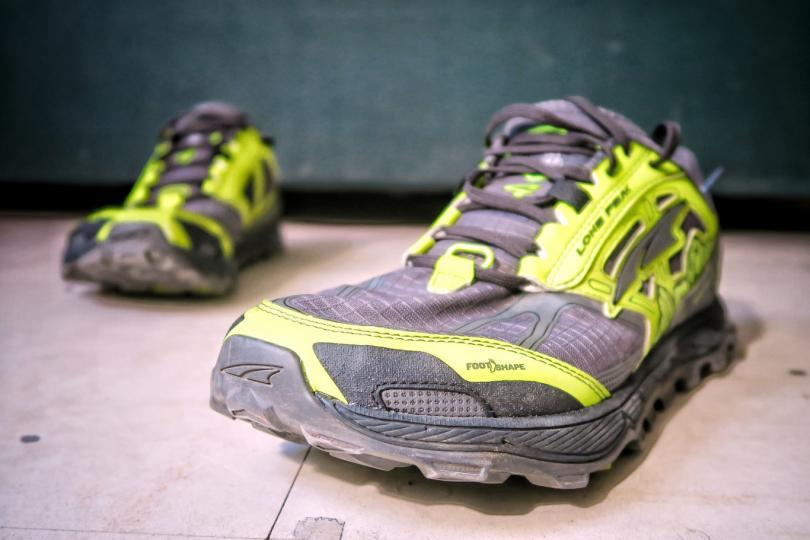 Les test des chaussures de trail Altra