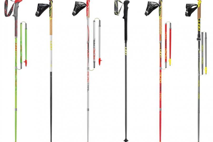 Les tests des bâtons de trail Leki