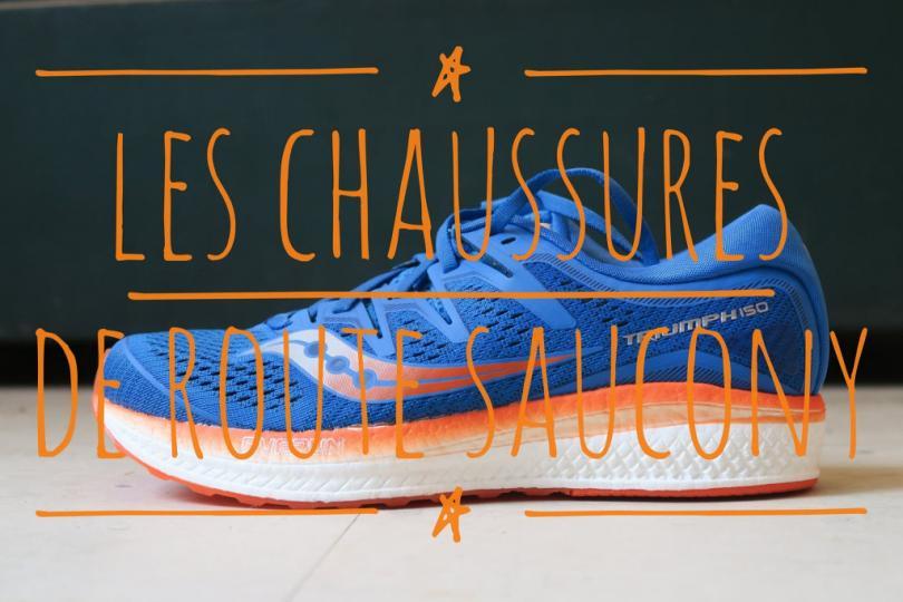 Chaussures de running Saucony