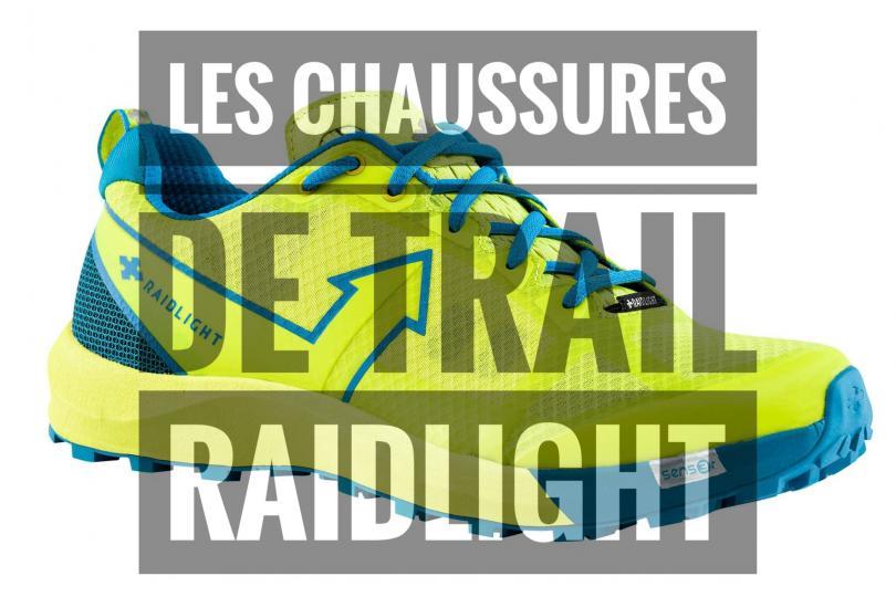Tests des chaussures de Trail Raidlight 2020