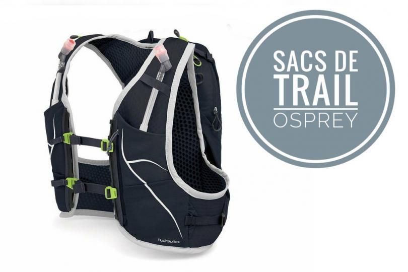 Sacs de Trail Osprey - les tests des Opsrey Duro