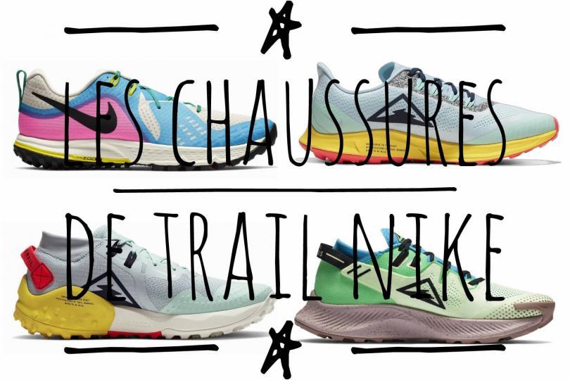 Tests de chaussures de trail Nike