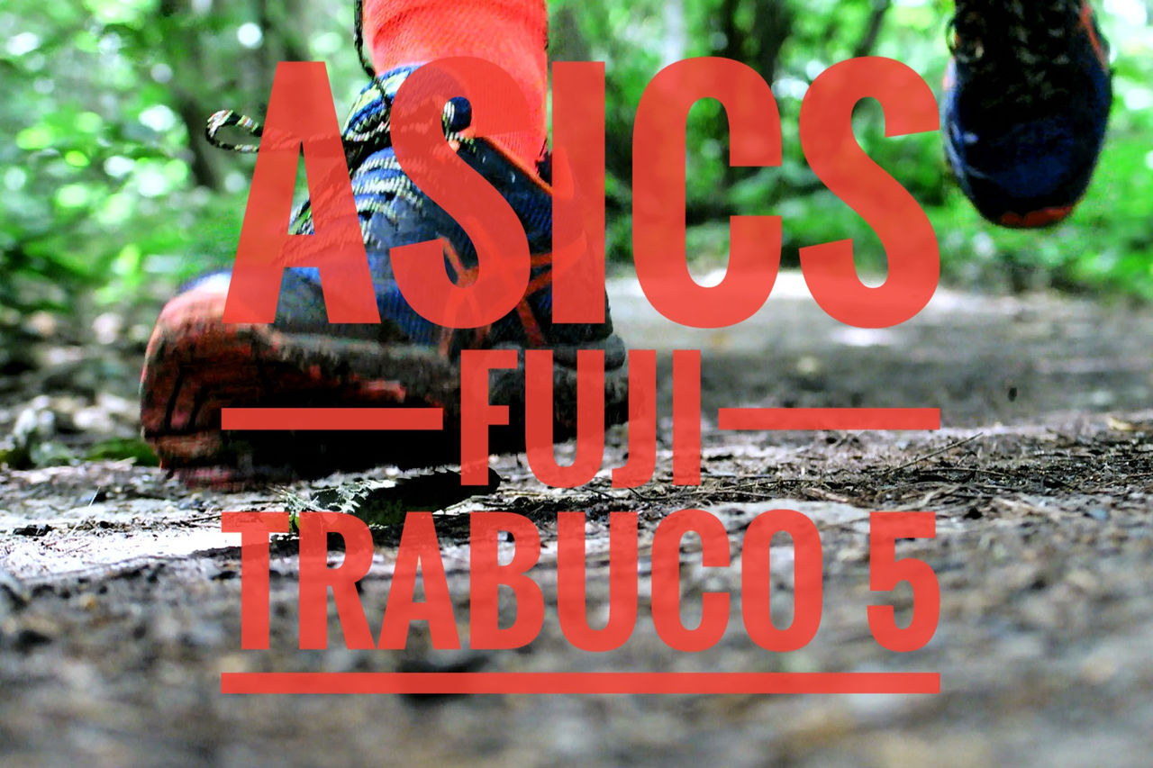 Test Asics Gel Fuji Trabucco 5 : une chaussure polyvalente