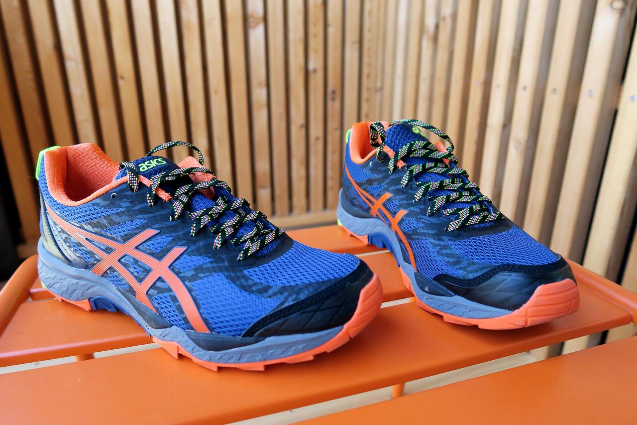 chaussure running trail homme asics gel kanaku 2 asics