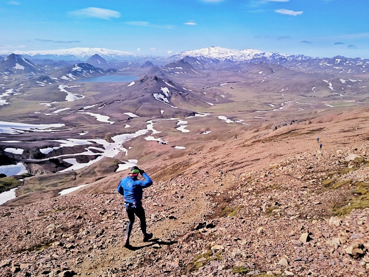 L'Ultra Marathon du laugavegur