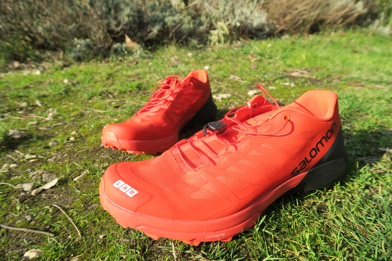 new product a7c00 128be Test Salomon S-Lab Sense 6 Soft Groung