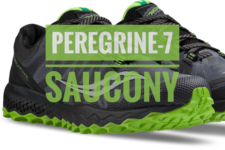 saucony peregrine