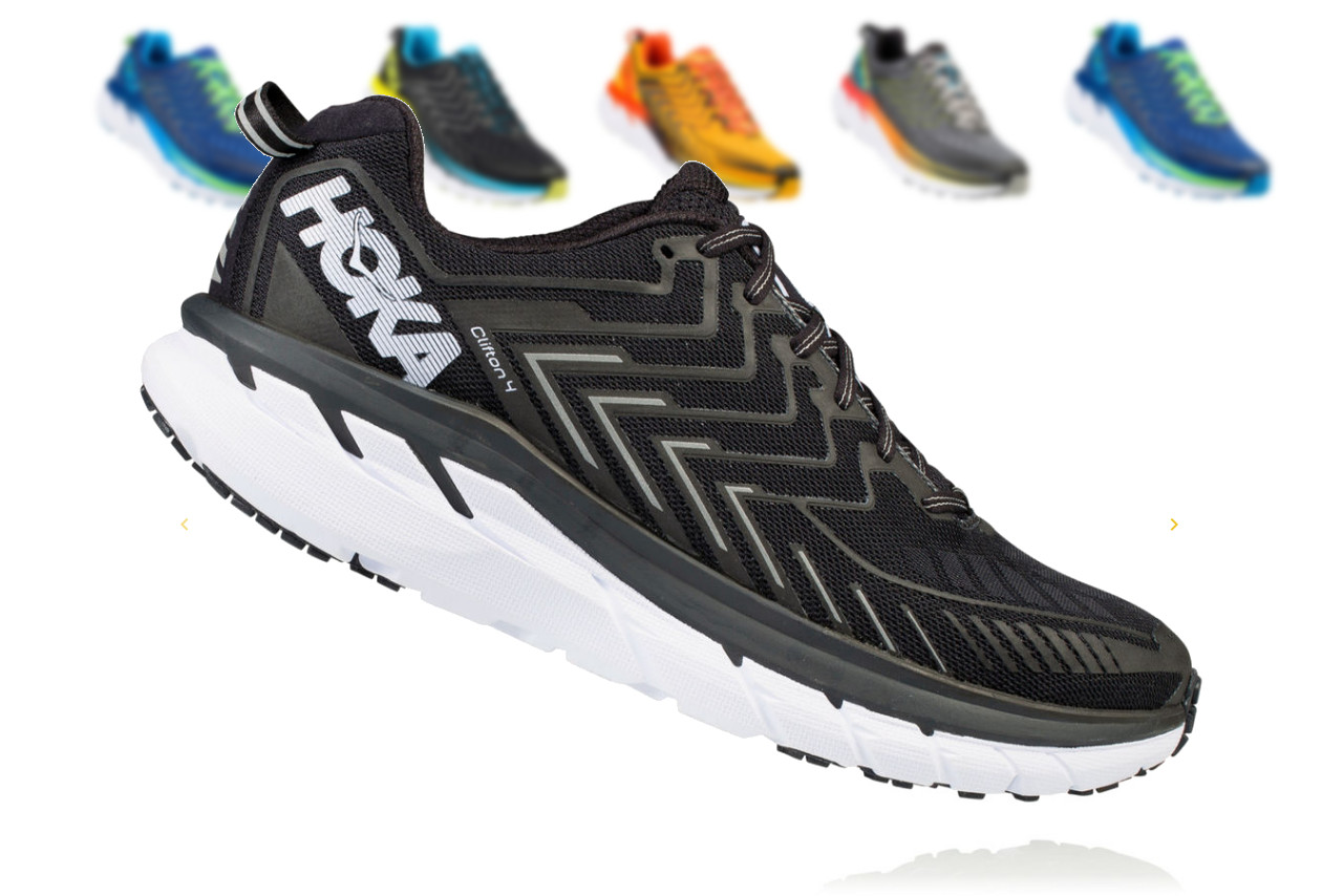 nice shoes 50% off later Test des Hoka Clifton, Clifton2, Clifton3, Clifton4