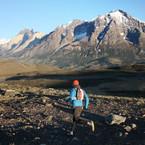 La descente du glaciar Balmaceda sur l'UltraFiord